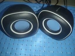 Caixinha de som para PC USB