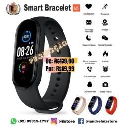 Smartwatch M5 Bluetooth *Relógio inteligente*