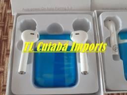 Fone De Ouvido Bluetooth i12 Tws 5.0 Versão Sem Fio
