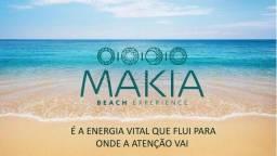Título do anúncio: A,O makia beach experience, muro alto