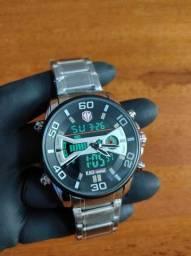 Título do anúncio: Relógio Kademan Original A Prova D'água