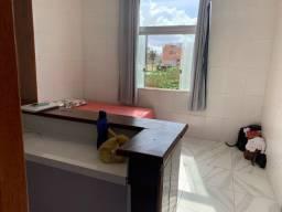 Apartamento 1/4 na orla - mobiliado