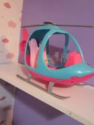Helicóptero da Barbie $ 70,00