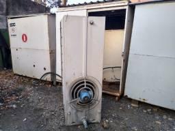 Torre de aeração air stripping para remediação de águas subterrâneas contaminadas