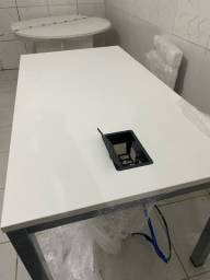 Título do anúncio: Mesas de escritorio com dock