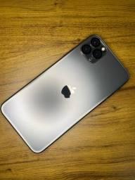 Título do anúncio: iPhone 11 Pro Max Grafite 64GB
