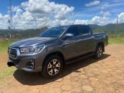 Hilux SRX 2019 35.000km Impecável