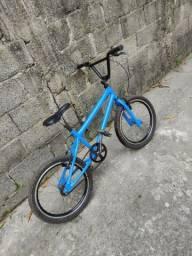 Título do anúncio: Bike Bmx aro 20 da Mormai, com aro aero e pneu balão.