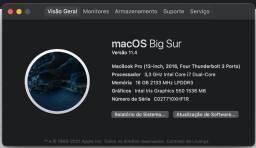 "Macbook Pro 2016 13"" Retina"