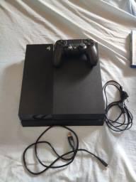 PS4 Usado + 9 Jogos
