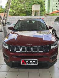 Jeep compass longitude flex 4x2 2018 Extra!!!