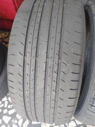 Título do anúncio: 2 pneus aro 17 225 45 17 Dunlop leia o anúncio com atenção