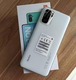 Xiaomi Redmi Note 10 6Gb/128Gb Branco Lacrado.
