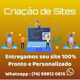 Website ou Loja online por apenas R$599