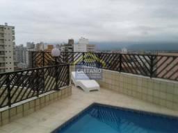 Apartamento à venda com 3 dormitórios em Tupi, Praia grande cod:ACT45