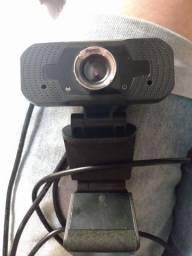 Título do anúncio: Webcam Gamer Para Stream Live Usb Full Hd 1080p Com Microfone<br><br>