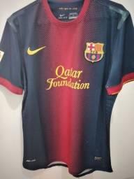Título do anúncio: Camisa Barcelona tailandesa tamanho P