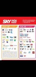 FASSO PLANOS DE TV POR ASSINATURA DA SKY