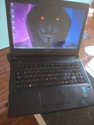 Ultrabook i3 4GB de Ram 500GB HD Windows 10 e Placa de Video