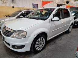 Título do anúncio: Renault Logan 2011 1.6 Flex Completão No melhor Preço por apenas $690 mensais SEM entrada