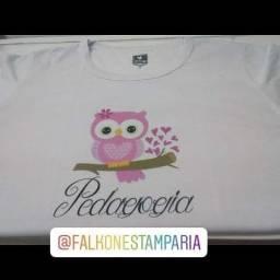 camisa pedagogia camiseta pedagogia blusa pedagogia