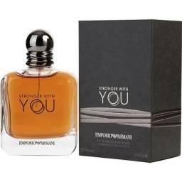 Título do anúncio: Perfume Armani YOU Masc 100ml Original Novo Lacrado