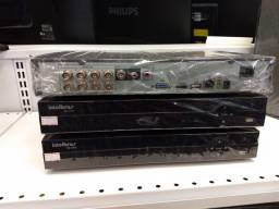 DVR Intelbras Vd3108/3008 sem HD 8 canais