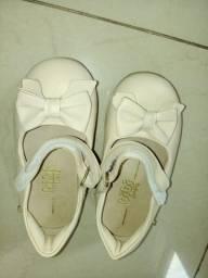 Título do anúncio: Sapato Bibi tamanho 22