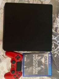 Playstation 4 Slim pra vender rápido