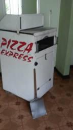 Carrinho de fazer pizza