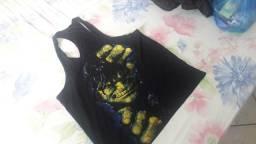 Camisa Regata (Musculação)