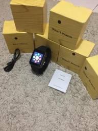 Baixou Rélogio smart Watch A1 Bluetooth pronta entrega lacrada