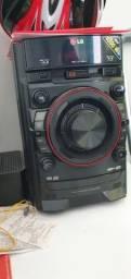 Som LG (Micro System) - 300W