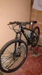 Bicicleta aro 29 valor 1.000 reais já com chorro