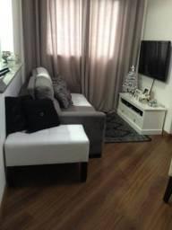 Apartamento à venda com 2 dormitórios em Parque são vicente, Mauá cod:AP00328