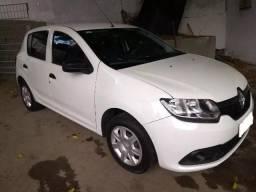 Renault Sandero 1.0 16v Authentique Hi-flex 5p - 2015