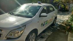 Taxi cobalt 1.8 com gnv completo - 2014