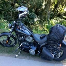 Harley Davidson Blackline - 2012