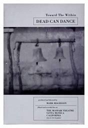 Dvd Dead Can Dance Toward The Within Novo Original Lacrado Raro