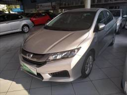 Honda city 1.5 dx 16v flex 4p automático - 2016