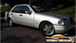 Mercedes Benz Kompressor C230 Raridade 1996 Perfeito Estado - 1996