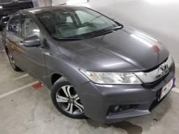 HONDA CITY 1.5 EXL 16V FLEX 4P AUTOMATICO. - 2016