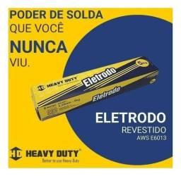 5 kg de eletrodo 6013 Heavy duty