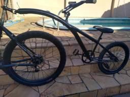 Reboque articulado para Bike