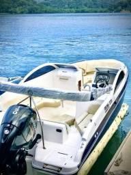 Lancha Real Power Boats 22 Modelo 2019 Zero/ Barco Novo Oportunidade ! - 2019
