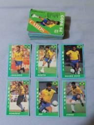 Cards e Figurinhas de Futebol Diversas