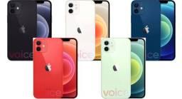 IPhone 12 128 gigas lacrado garantia Apple