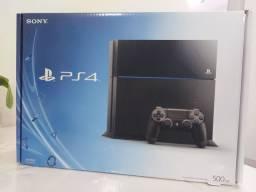 PlayStation 4 Ps4 fat 500gb