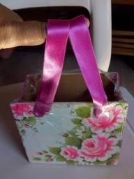 Caixa decorativa