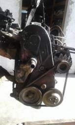 Motor Parcial VW Gol 1.8 96cvs Gasolina 1996